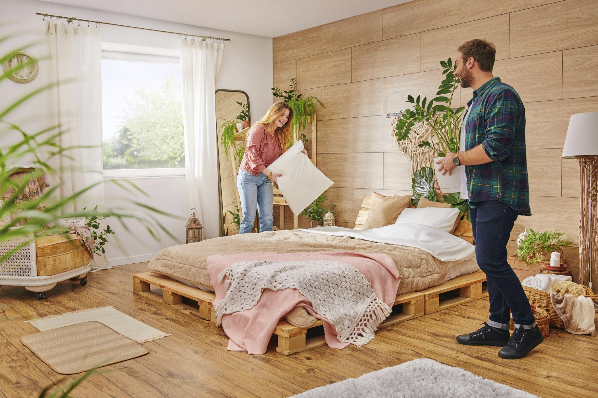 Zdjęcie do kampani reklamowej Walldesign autorstwa Mateusza Drozda