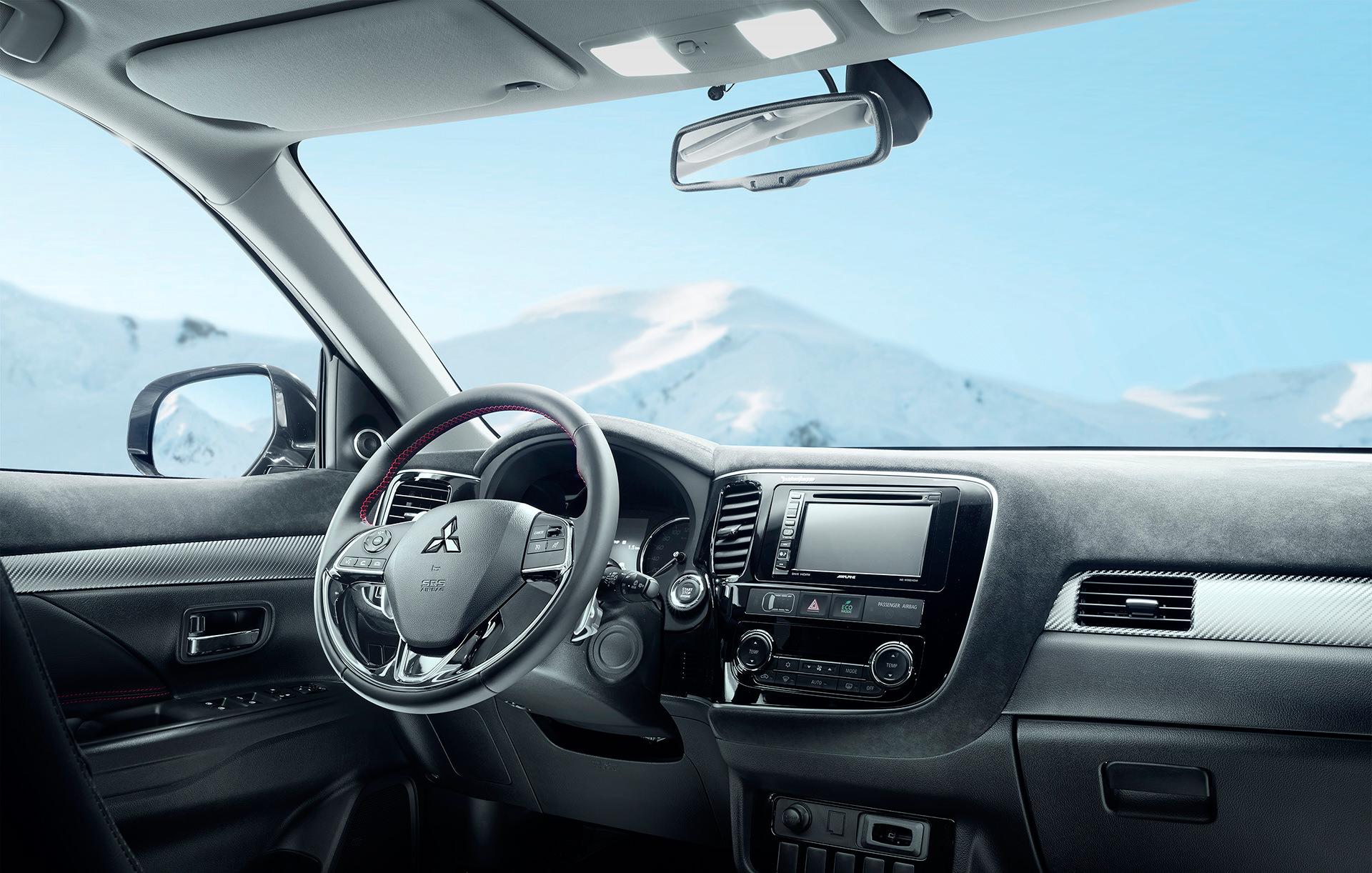 Motoryzacyjna fotografia reklamowa dla marki Mitsubishi, Germaz od Mateusz Drozd.
